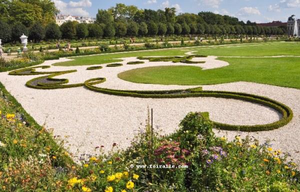 Allemagne berlin panorama jardin chateau charlottenbourg for Le jardin zoologique de berlin