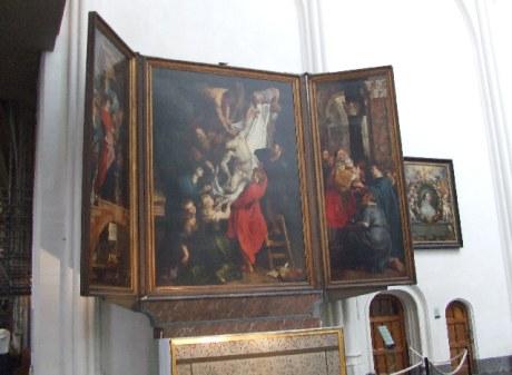 impressions oeuvre d 39 art de rubens peintures des tableaux d 39 histoire avec style baroque la. Black Bedroom Furniture Sets. Home Design Ideas