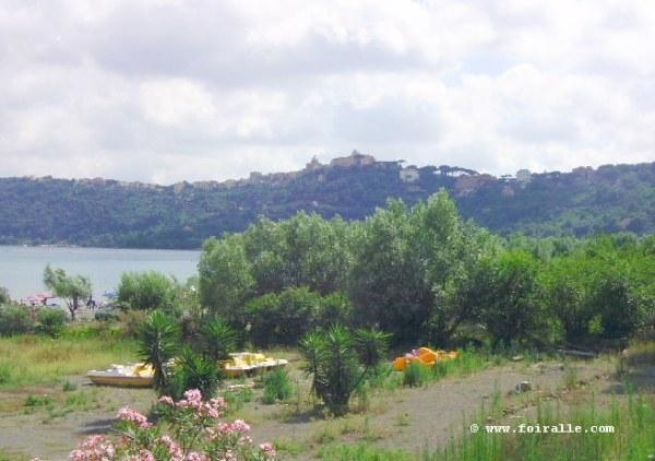 jardin castel gandolfo