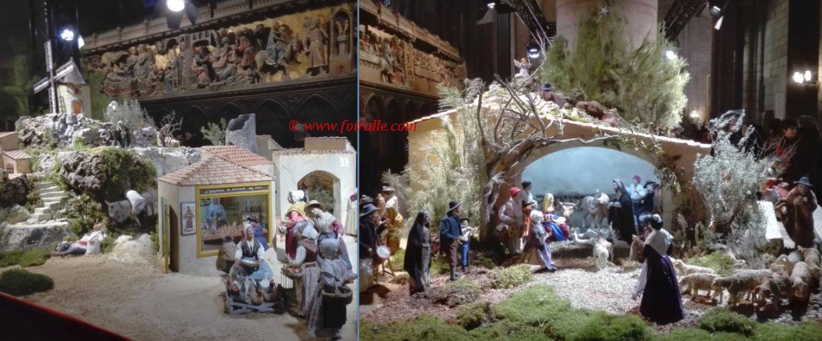 Noël Crèche Lifestyle Noël Paix Décoration Noël Blanc Nativité