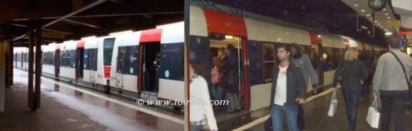 Foiralle paris transport public bus metro ratp rer - Station metro jardin du luxembourg ...