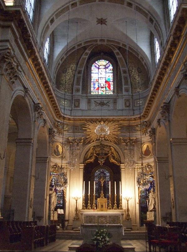 paris eglise saint louis en l 39 ile paris 4 arrondissement paroisse catholique orgue musique. Black Bedroom Furniture Sets. Home Design Ideas