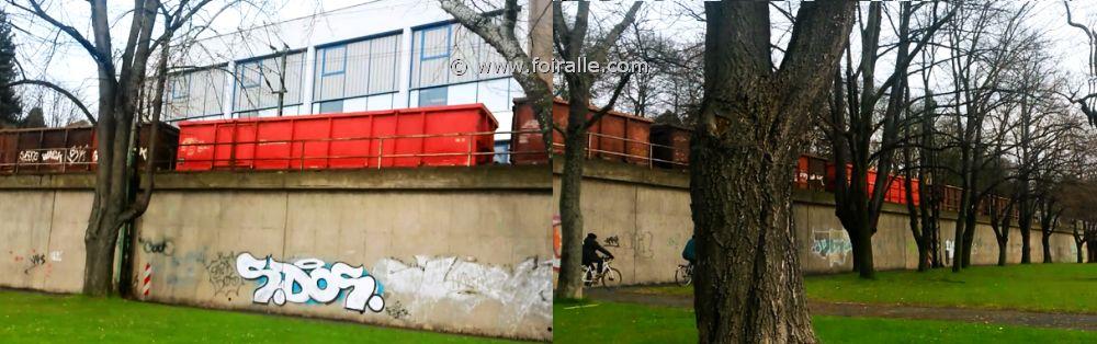Notre promenade d 39 amour mais les bruits des trains qui for Portent of passage 5